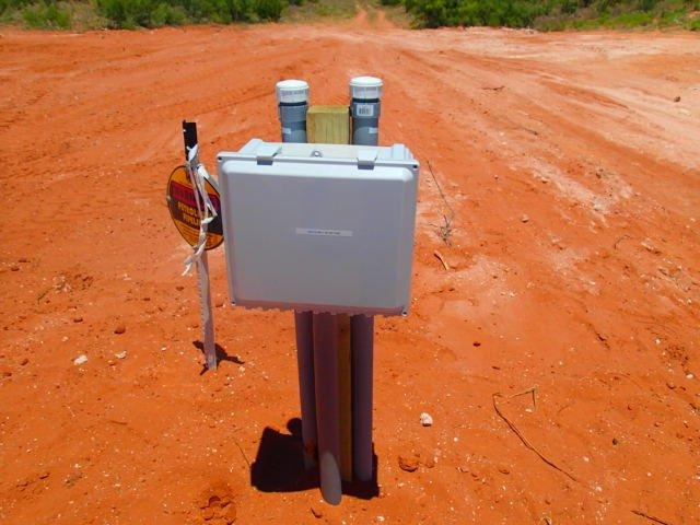 test stations rectifiers junction boxes